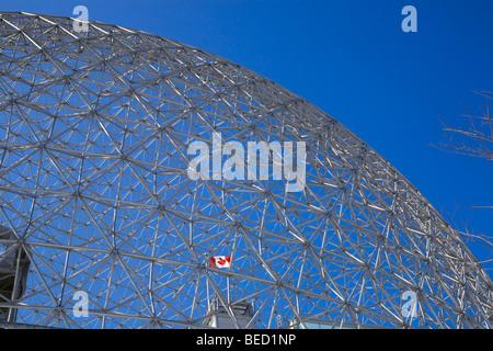 Biosphere Montreal, Quebec, Canada - Stock Photo