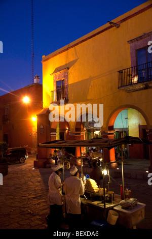 San Miguel de Allende, Guanajuato, Mexico, san miguel - Stock Photo