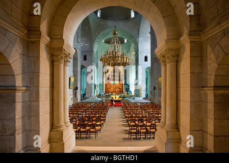 SAINT FRONT CATHEDRAL, PERIGUEUX - Stock Photo