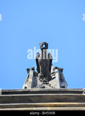 Saint Vitus's Cathedral Prague Castle Czech Republic - Stock Photo