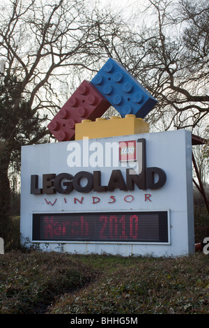 Legoland Windsor - Stock Photo