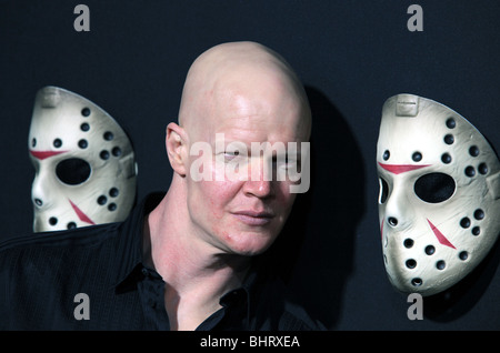DEREK MEARS FRIDAY THE 13TH LOS ANGELES PREMIERE HOLLYWOOD LOS ANGELES CA USA 09 February 2009 - Stock Photo