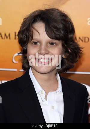 BOBBY COLEMAN THE LAST SONG WORLD PREMIERE HOLLYWOOD LOS ANGELES CA USA 25 March 2010 - Stock Photo