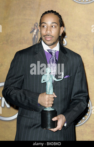 LUDACRIS 12TH SCREEN ACTORS GUILD AWARDS LOS ANGELES CALIFORNIA USA 29 January 2006 - Stock Photo