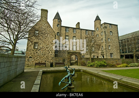 Provost Skene's House Aberdeen, Grampian Region, Scotland.  SCO 6124 - Stock Photo