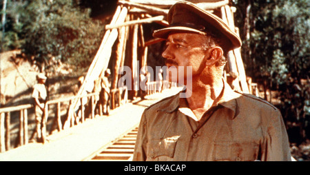 THE BRIDGE ON THE RIVER KWAI (1957) ALEC GUINNESS BRK 007 - Stock Photo