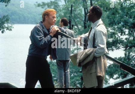 KISS OF DEATH (1995) DAVID CARUSO, SAMUEL L JACKSON KSOD 003 - Stock Photo