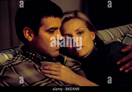 ONE FINE DAY (1996) GEORGE CLOONEY, MICHELLE PFEIFFER OFD 096 - Stock Photo