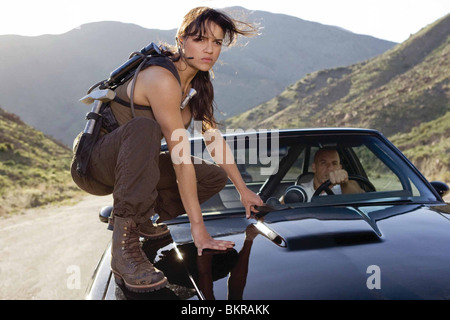 FAST AND FURIOUS (2009) VIN DIESEL, MICHELLE RODRIGUEZ JUSTIN LIN (DIR) 002 - Stock Photo