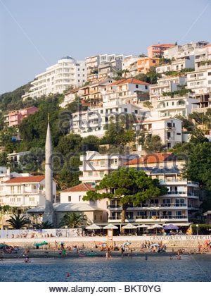 Ulcinj,Montenegro,Europe - Stock Photo