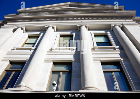 Little Rock, Arkansas - State Capitol - Stock Photo
