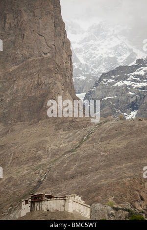 Baltit Fort, Karimabad, Hunza, Pakistan - Stock Photo