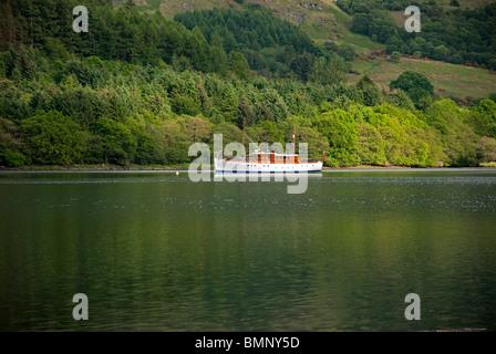 M.V. Chico Ardtaraig Loch Striven Argyll West Coast Scotland - Stock Photo
