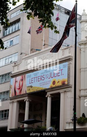Empire Theatre Cinema, Leicester Square, London, UK - Stock Photo