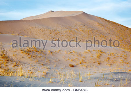 Kelso Dunes, Mojave National Preserve, California - Stock Photo