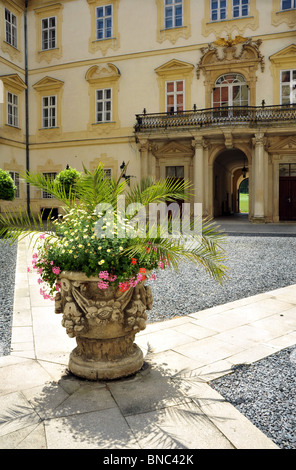 Valtice Castle - Stock Photo