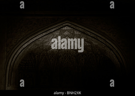 The Red Fort, Agra, India - Stock Photo