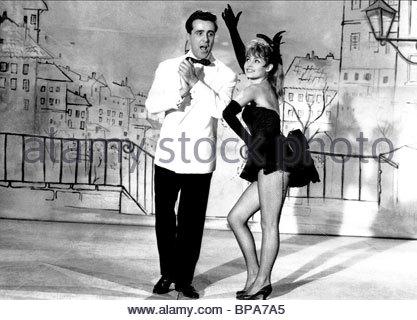 JEAN BRETONNIERE, BRIGITTE BARDOT, THAT NAUGHTY GIRL, 1956 - Stock Photo
