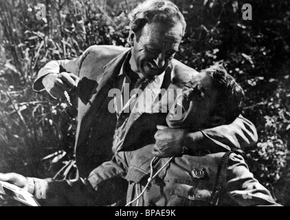 DAVID NIVEN GUNS OF DARKNESS (1962) - Stock Photo