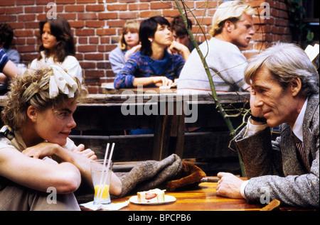 MARIEL HEMINGWAY, PETER O'TOOLE, CREATOR, 1985 - Stock Photo