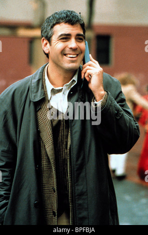 GEORGE CLOONEY ONE FINE DAY (1996) - Stock Photo