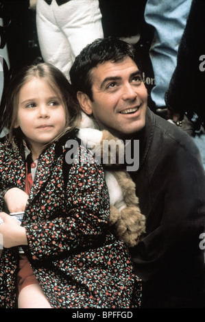 MAE WHITMAN, GEORGE CLOONEY, ONE FINE DAY, 1996 - Stock Photo