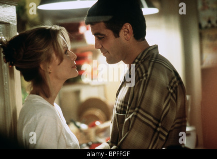 MICHELLE PFEIFFER, GEORGE CLOONEY, ONE FINE DAY, 1996 - Stock Photo