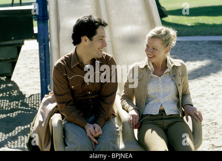 PAUL RUDD & GRETCHEN MOL THE SHAPE OF THINGS (2003) - Stock Photo