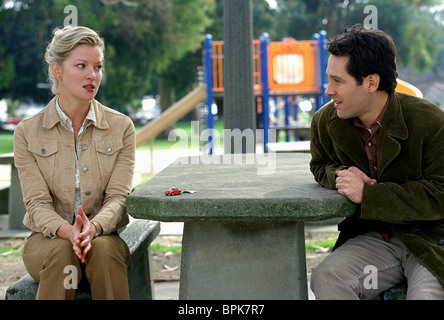 GRETCHEN MOL & PAUL RUDD THE SHAPE OF THINGS (2003) - Stock Photo
