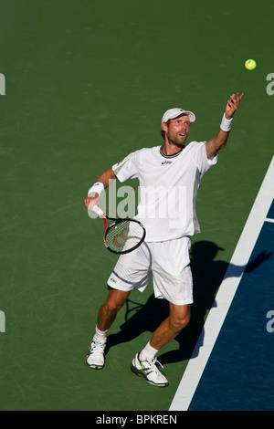 2010 USOpen Tennis - Stock Photo