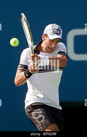 Novak Djokovic (SRB) 2010 USOpen Tennis - Stock Photo
