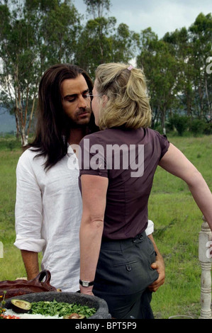 JUSTIN THEROUX & GRETCHEN MOL THE TEN (2007) - Stock Photo