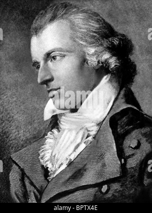 FRIEDRICH VON SCHILLER WRITER AUTHOR (1759) - Stock Photo