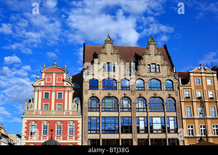 Wroclaw, Lower Silesia, Poland - Stock Photo