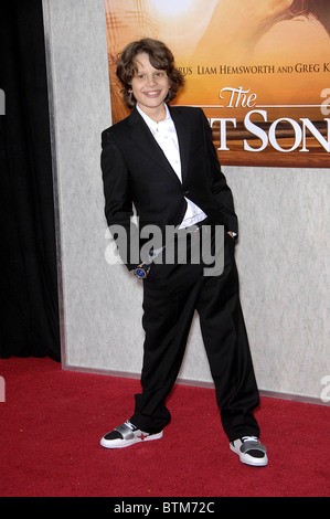 THE LAST SONG Premiere - Stock Photo