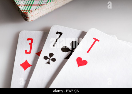 Black Jack - pip - Stock Photo