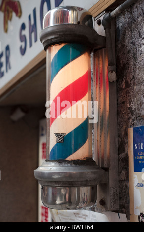 Barber's Pole - Stock Photo