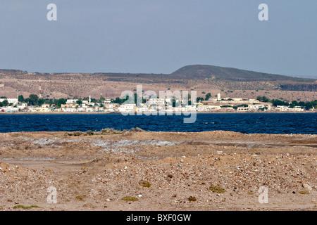 Tadjoura, Djibouti, Africa - Stock Photo