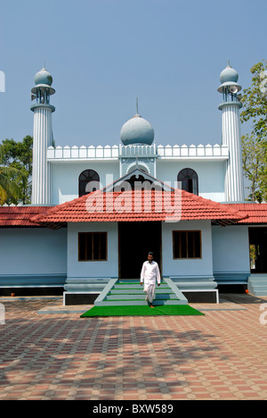 CHERAMAN MOSQUE IN KODUNGALLUR KERALA - Stock Photo