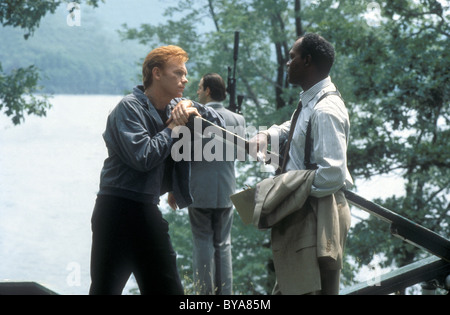 Kiss of Death  Year : 1995 USA David Caruso, Samuel L. Jackson Director : Barbet Schroeder - Stock Photo