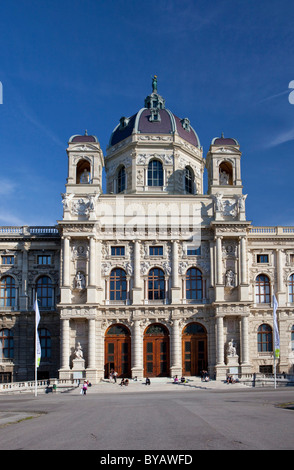 Kunsthistorisches Museum, Museum of Art History, Vienna, Austria, Europe - Stock Photo