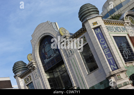 The Michelin Building in Chelsea, viewed here in daylight hours. - Stock Photo