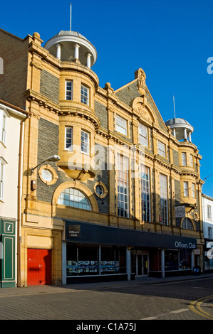 Ceredigion Museum Aberystwyth Cardiganshire mid Wales UK United Kingdom GB Great Britain - Stock Photo