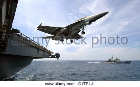 F/A-18F Super Hornet - Stock Photo
