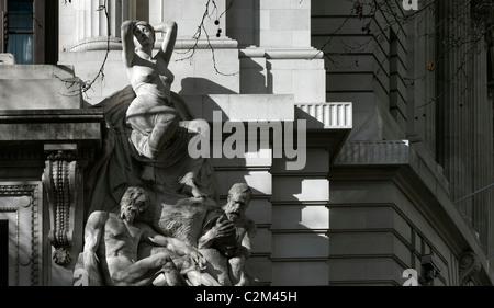Australia House, Strand, London. - Stock Photo