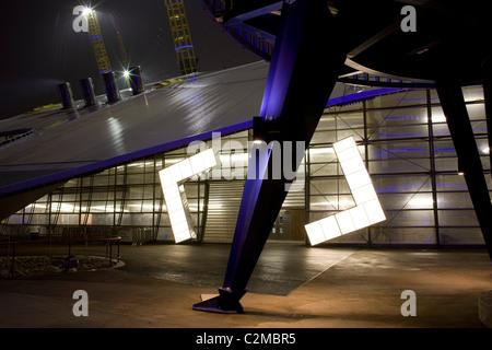 Matter - Nightclub, The O2, Peninsula Square, London. - Stock Photo