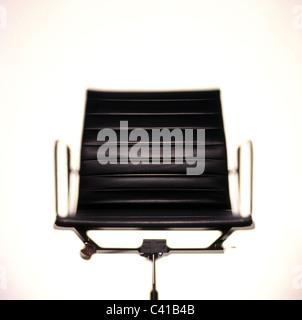 Eames Aluminium Office chair - Stock Photo