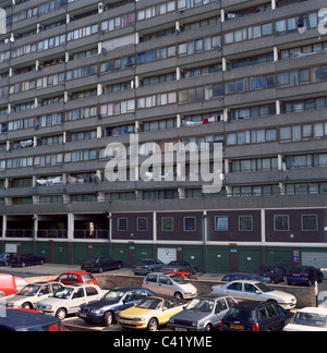 The Aylesbury Estate is a housing estate located in Walworth in south east London  United Kingdom. - Stock Photo