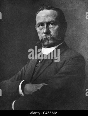 Carl Friedrich Benz - Stock Photo