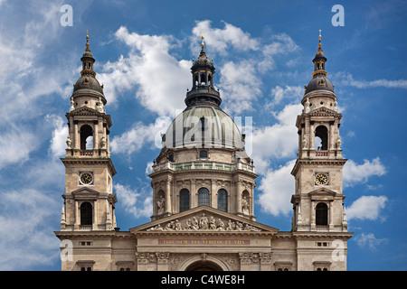 St. Stephans Basilika, Budapest, Ungarn | St. Stephen's Basilica, Budapest, Hungary - Stock Photo